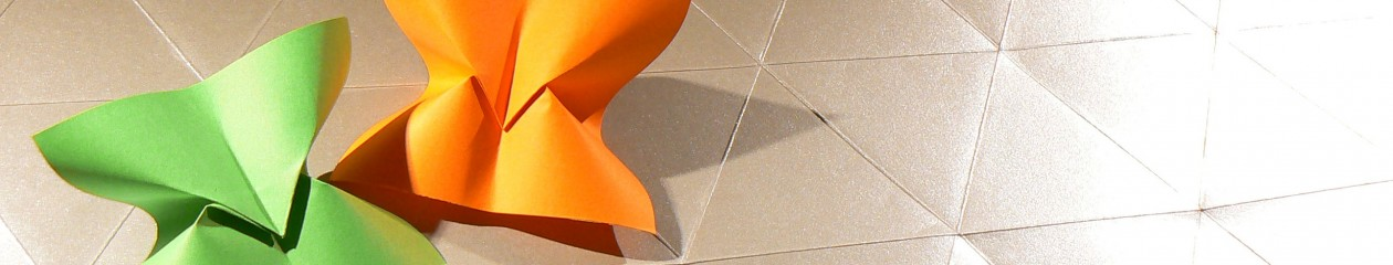 My i Origami